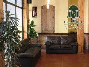 Hotel Plaza Morelia - фото 8