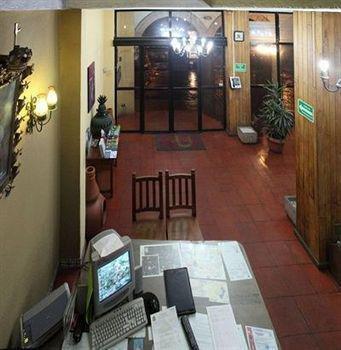 Hotel Plaza Morelia - фото 9
