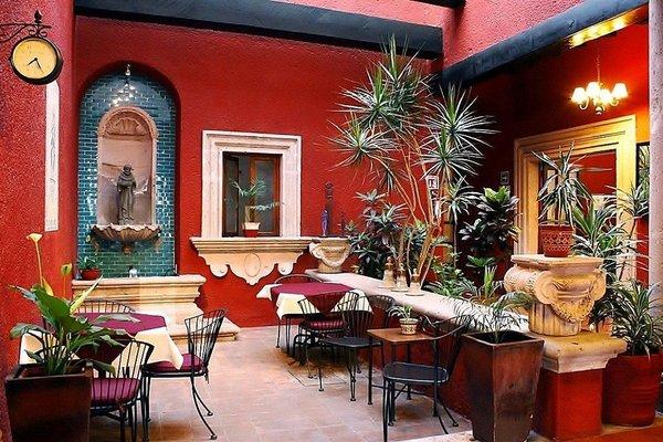 Portico Hotel Cultural - фото 11