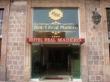 Hotel Real Madero - фото 20