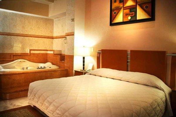 Hotel Suites Campestre - фото 1