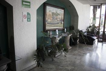 Hotel Suites Campestre - фото 21