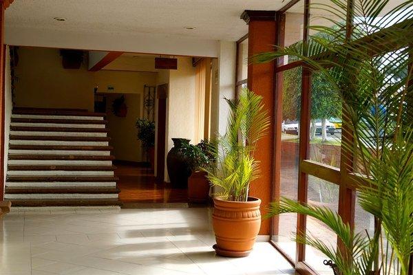 Hotel & Suites Villa del Sol - фото 11