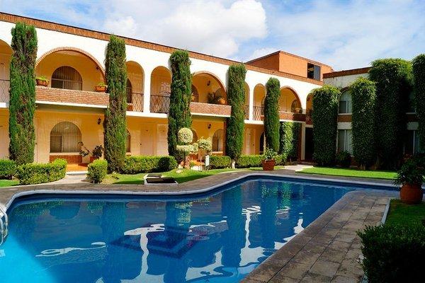 Hotel & Suites Villa del Sol - фото 20