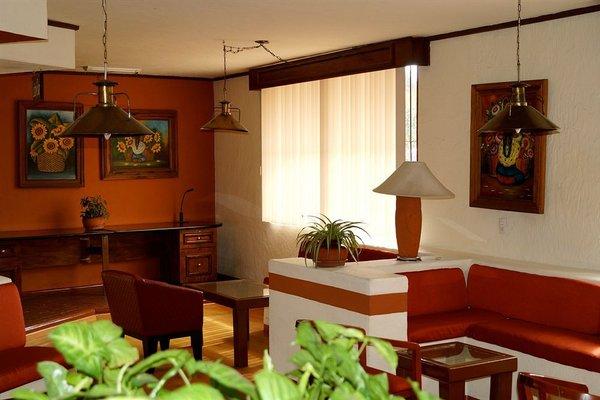 Hotel & Suites Villa del Sol - фото 3
