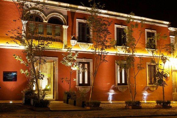 Hotel Boutique Casa Madero - фото 23