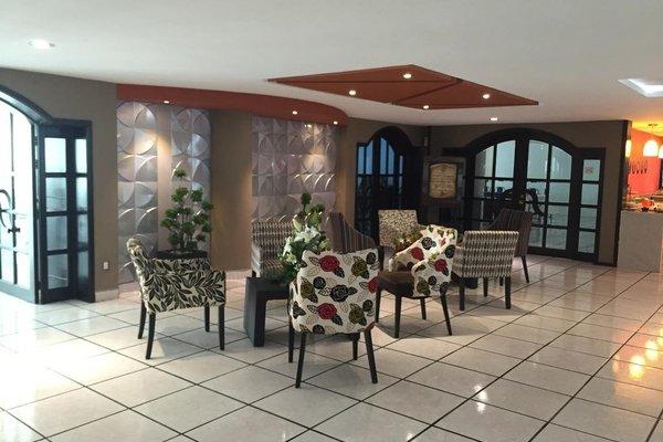 Hotel Diana del Bosque - фото 5