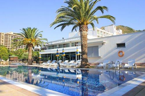 Hotel Montenegro - фото 21