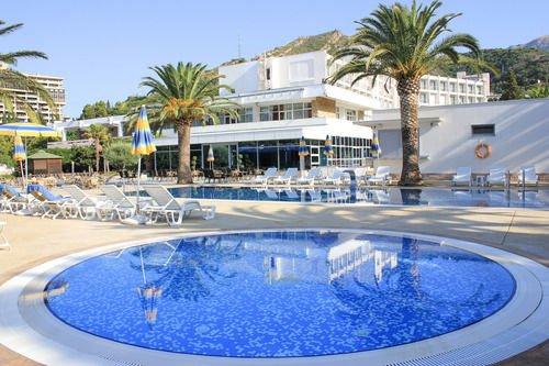 Hotel Montenegro - фото 22