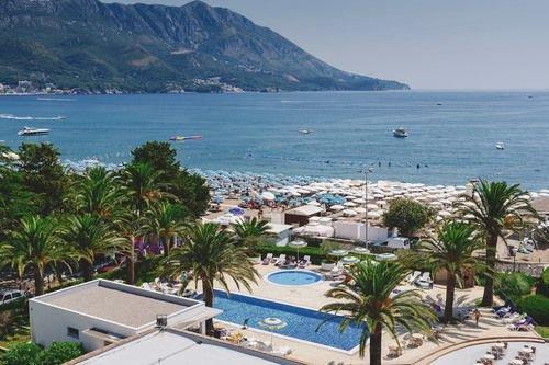 Hotel Montenegro - фото 23
