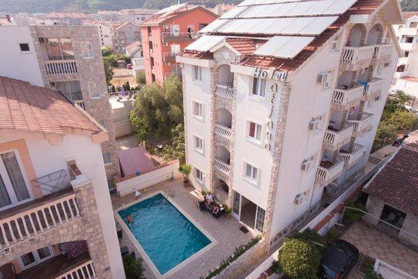 Hotel Tatjana (корпус A) - фото 22