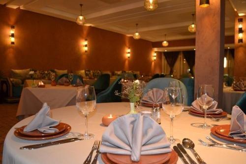 Casablanca Le Lido Thalasso & Spa (ex Riad Salam) - фото 11