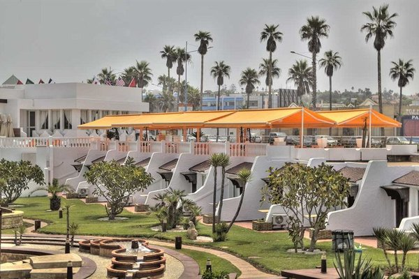 Casablanca Le Lido Thalasso & Spa (ex Riad Salam) - фото 23
