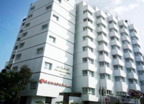 Atlas Almohades Casablanca City Center - фото 22