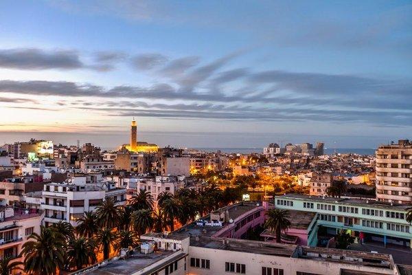 Atlas Almohades Casablanca City Center - фото 23
