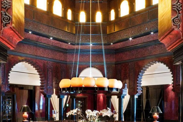 Hyatt Regency Casablanca - фото 16