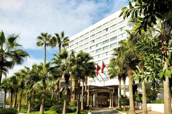 Hyatt Regency Casablanca - фото 21