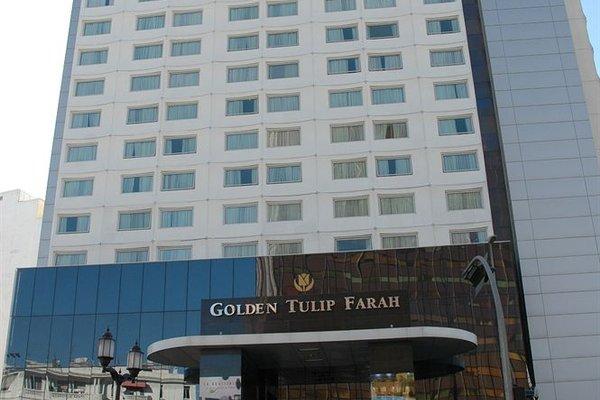 Golden Tulip Farah Casablanca - фото 22