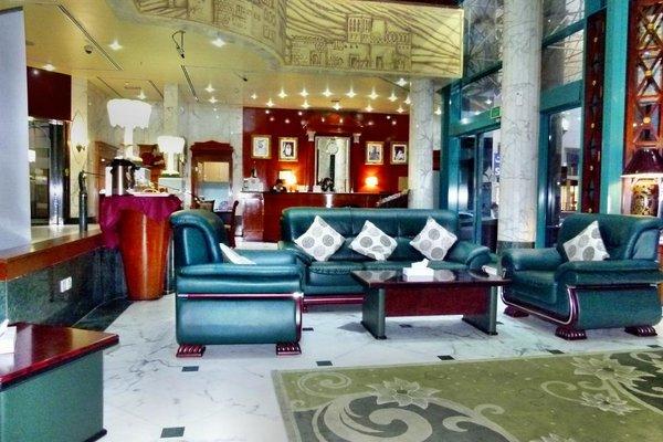 Mayfair Hotel - фото 11