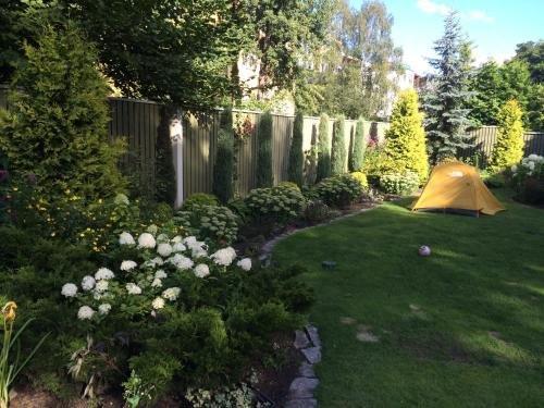 City Center Garden Camping - фото 6