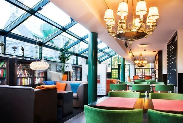 Radisson Blu Grand Hotel Tammer - фото 6