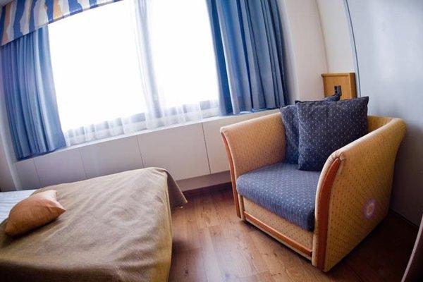 Отель «Victoria», Тампере