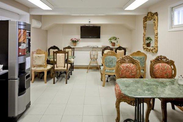 Отель Mango - фото 14