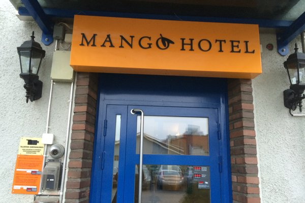 Отель Mango - фото 21