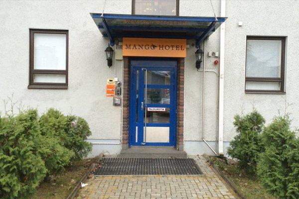 Отель Mango - фото 22