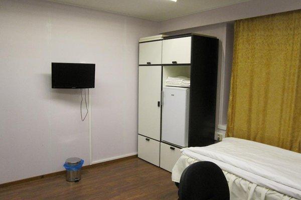 Отель Mango - фото 3