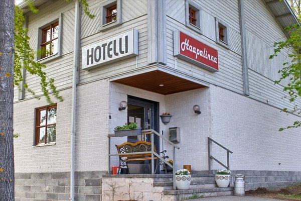 Hotel Haapalinna - фото 21