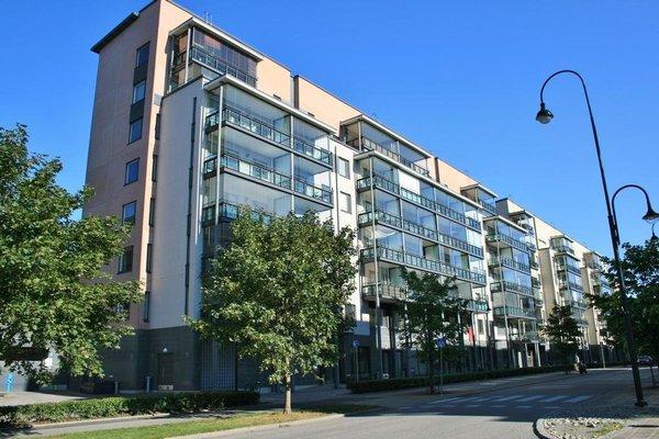 Апартаменты Kotimaailma Tampere - фото 22
