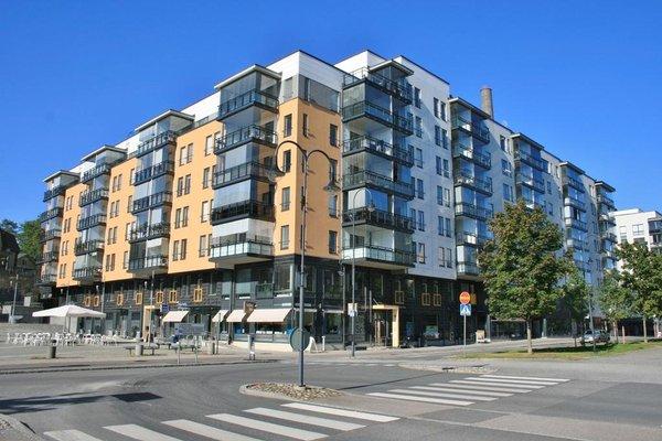 Апартаменты Kotimaailma Tampere - фото 23