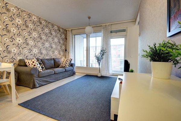 Апартаменты Kotimaailma Tampere - фото 7