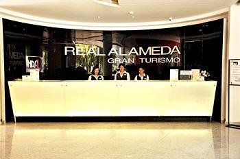 Hotel Real Alameda de Queretaro - фото 13