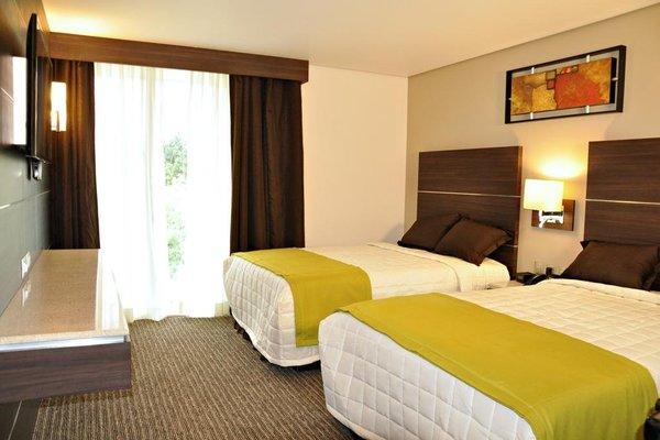 Hotel Real Alameda de Queretaro - фото 2