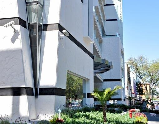 Hotel Real Alameda de Queretaro - фото 23
