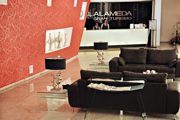 Hotel Real Alameda de Queretaro - фото 8