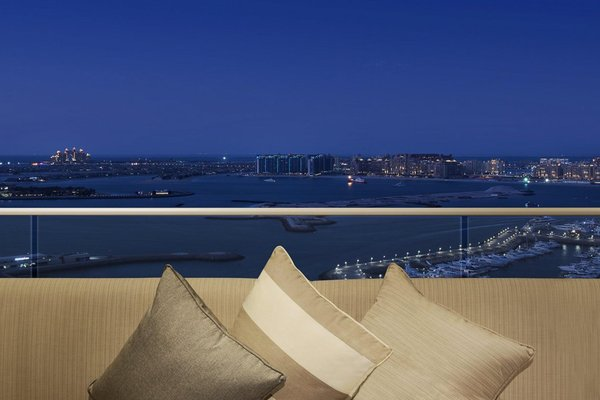 Habtoor Grand Resort, Autograph Collection - фото 15