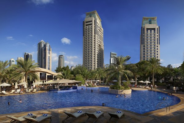 Habtoor Grand Resort, Autograph Collection - фото 20