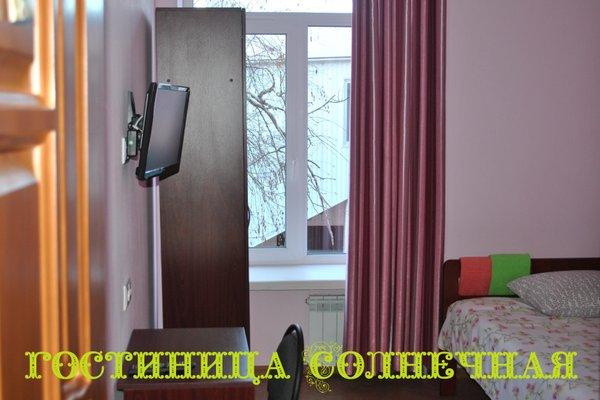 Гостиница Солнечная - фото 7