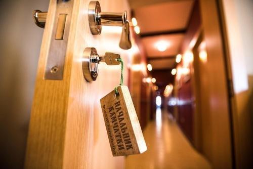 Nachalnik Kamchatki Hotel - фото 18
