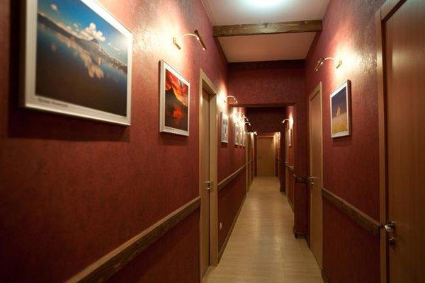 Nachalnik Kamchatki Hotel - фото 21