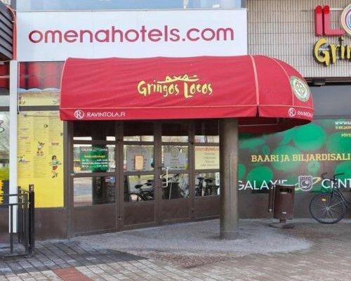Omena Hotel Seinajoki - фото 18