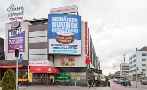 Omena Hotel Seinajoki - фото 21