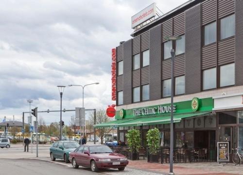 Omena Hotel Seinajoki - фото 23