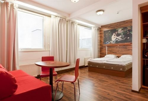 Omena Hotel Seinajoki - фото 6