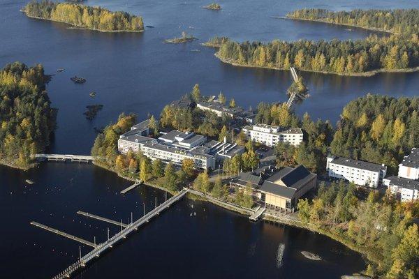 Summer Hotel Vuorilinna - фото 10