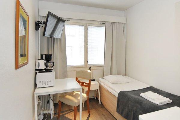 Forenom Hostel Oulu Rautatie - фото 3