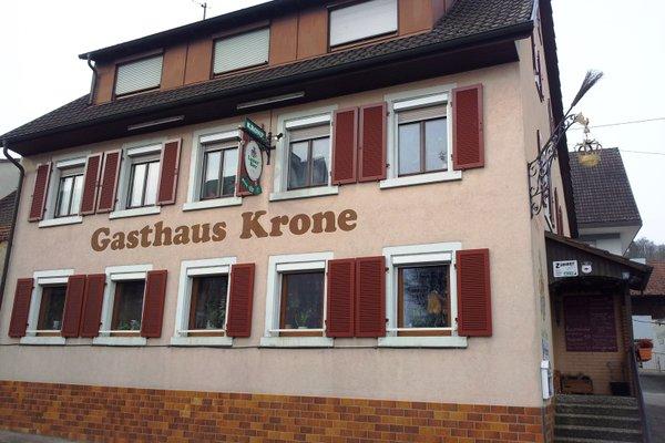 Гостиница «Krone Landgasthof», Лёррах